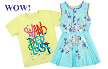 WOW! Повседневная детская одежда от компании Bell Bimbo