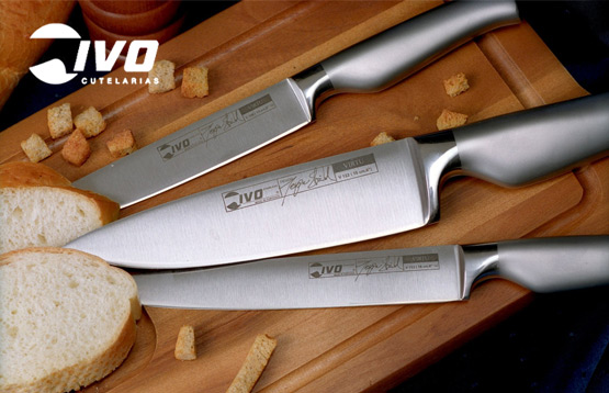 IVO. Кухонные ножи из Португалии