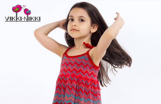Vikki-Nikki. Одежда и аксессуары для детей от 2 до 8 лет