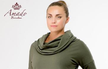 Amado Barcelona и Brava Catalan — женская одежда и аксессуары из Испании