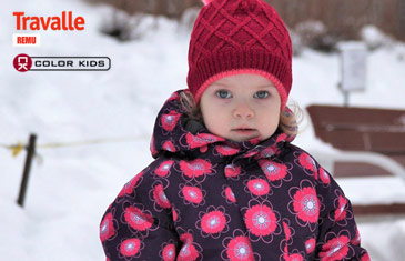 Travalle REMU и Color Kids  —  мембранная одежда скандинавских брендов
