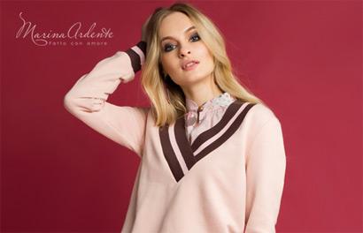 Marina Ardente. Капсульная коллекция женской одежды