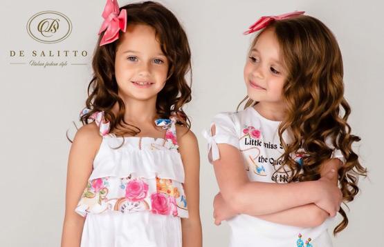 De Salitto. Одежда для девочек