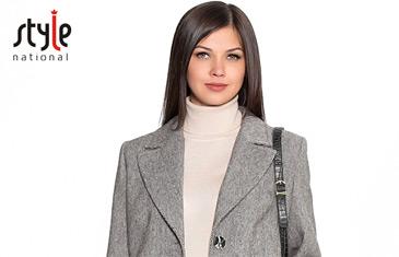 Style National. Коллекция женских пальто