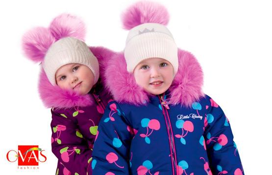 OVAS. Детская одежда от компании Kaysarow