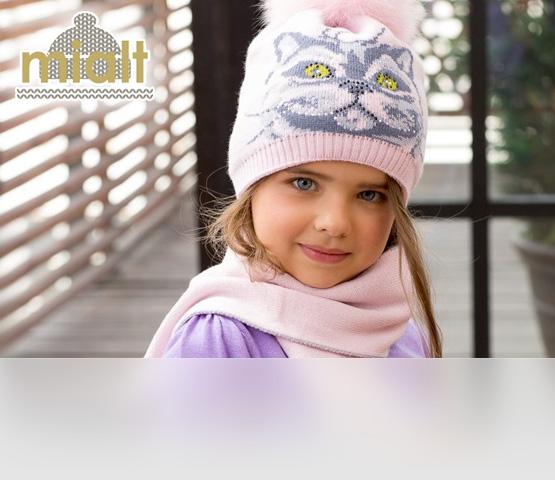 Mialt. Детские и женские шапочки