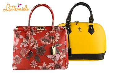 Lattemiele. Итальянские сумки из натуральной кожи