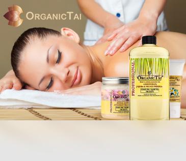 Organic Tai. Натуральная Spa-косметика из Таиланда