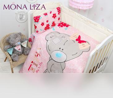 Mona Liza. Детский домашний текстиль