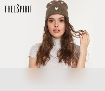 FreeSpirit. Коллекция головных уборов