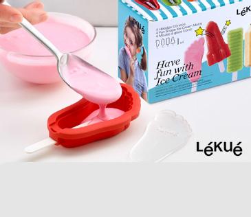 Lekue. Кухонные принадлежности из силикона