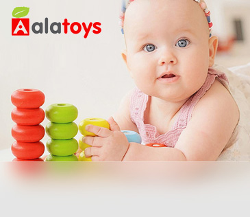 AlaToys. Развивающие игрушки из российской березовой эко-древесины