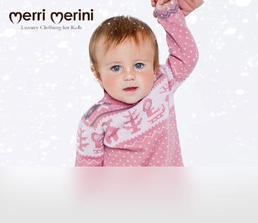 Merri Merini. Детское одежда из флиса и шерсти мериноса