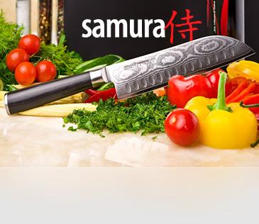 Samura. Ножи и аксессуары японского производства