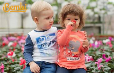 Bembi. Трикотажные коллекции для детей от 0 до 10 лет