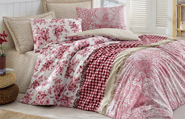 Домашний текстиль турецких брендов: Louca Patisca, Lifetree, Eke Home
