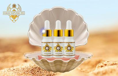 Shams Natural Oils. Духи и косметические средства
