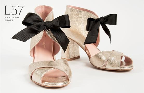 L37. Дизайнерская женская обувь ручной работы