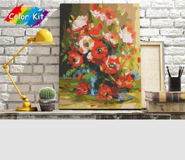 Color Kit. Мозаичные картины и картины по номерам для взрослых и детей