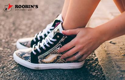 Roobins. Испанская обувь для мужчин и женщин