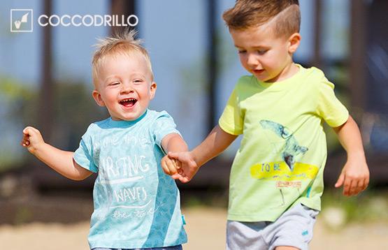 Coccodrillo. Одежда для детей до 11 лет