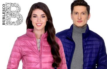 Burlesco. Верхняя одежда для мужчин и женщин