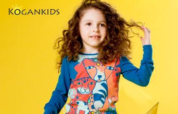 KoganKids. Трикотаж для детей 0-10 лет