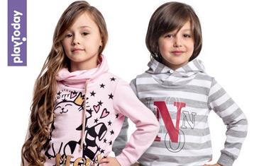 PlayToday. Одежда для детей от 0 до 8 лет