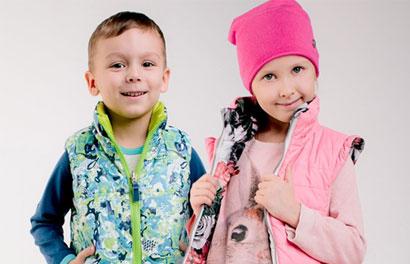 Sherysheff. Демисезонная одежда для детей