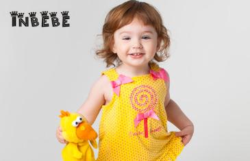 Inbebe. Одежда для детей от 0 до 2 лет