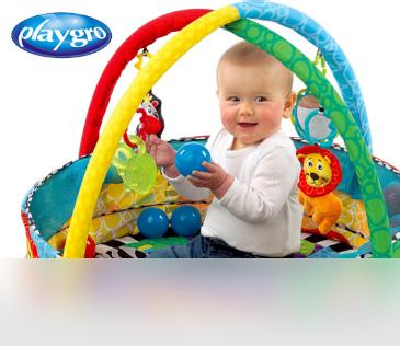 Playgro. Развивающие игрушки