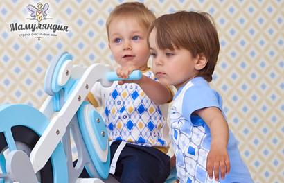 Мамуляндия. Трикотаж для детей от 0 до 3 лет