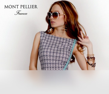 Mont Pellier. Коллекция женской одежды