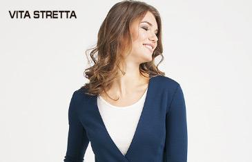 Vita Stretta. Дизайнерская женская одежда