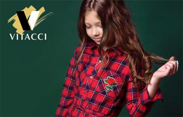 Vitacci Kids: 200 моделей одежды для девочек и мальчиков