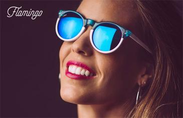Flamingo. Солнцезащитные очки из Испании