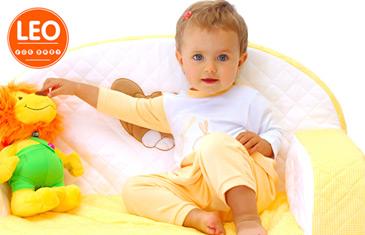 LEO. Верхняя и трикотажная одежда для малышей