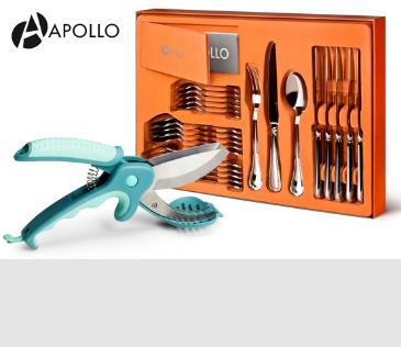 Apollo. Ножи и кухонные принадлежности