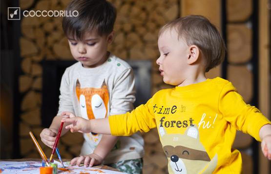 Coccodrillo. Детская одежда осень-зима 2018/2019