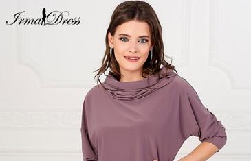 Irma Dress. Более 170 моделей женской одежды
