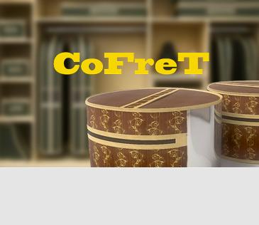 Cofret. Кофры и системы хранения