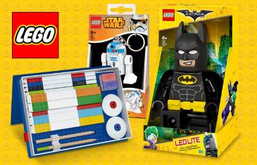 LEGO. Лицензионные сувениры и детские товары