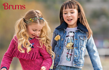 Brums. Коллекция Осень 2017 для детей 0-12 лет