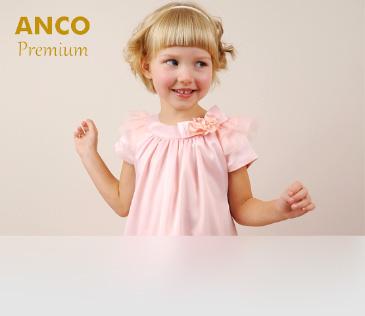 Anco Premium. Нарядные платья для девочек