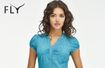 Fly. Более 350 моделей одежды модного российского бренда