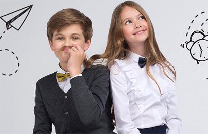 S'cool. Одежда и аксессуары для школьников от PlayToday