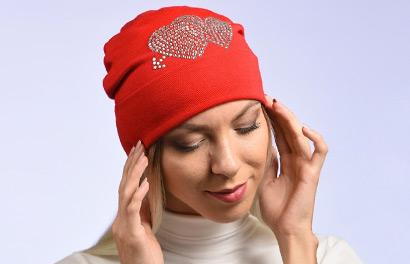 Grazor. Женские шапочки