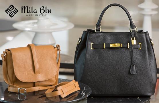 Mila Blu. Женские сумки итальянского производства
