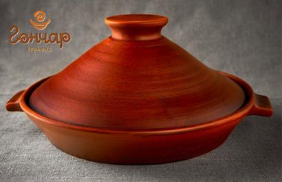 Гончар. Керамическая посуда и сувениры