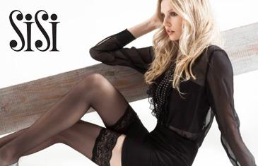 SiSi. Чулки и колготки итальянского бренда